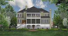 Three Dimensional, Creative Services, New Homes Design
