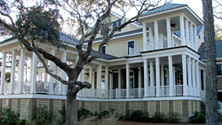 Creative Services, Residential Design for Bluffton South Carolina, Foundation plans
